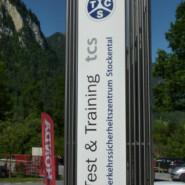 TCS-Fahrsicherheitskurs im Stockental  18. Mai 2011