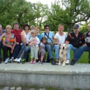 Mai-Bummel um den Übeschisee  13. Mai 2011