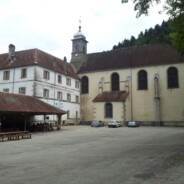 Ausfahrt in den franz. Jura zum Kloster Notre Dame de Consolsation  27. Juli 2014