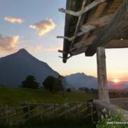 Abendrundfahrt im Berner Oberland  1. Juli 2016
