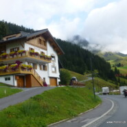 Sommertour an den Arlberg  19./20. August 2017