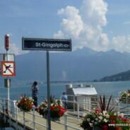 Ausfahrt an den Genfer See  11. September 2016