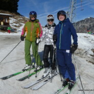 Schneewochenende Kiental 25. & 26. Februar 2017