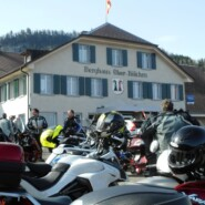 Kirschblütenausfahrt 8. April 2018