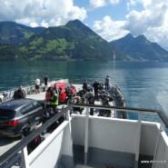 Ausfahrt Innerschweiz, 21. Juni 2020