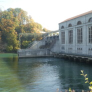 Besichtigung Wasserkraftwerk Mühleberg  20. Oktober 2018