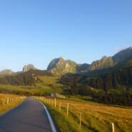 Abendrundfahrt im Gantrischgebiet 10. August 2012