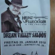 Countryabend im Blockhaus  29. Januar 2010