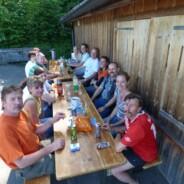Brätliabend mit Kleinkaliberschiessen in Blumenstein 21. Juni 2014