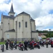 Ausfahrt in den – französichen – Jura 22. Juli 2012