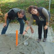 Platzgen in Blumenstein  6. Oktober 2012