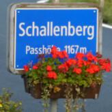 Saisonschluss auf dem Schallenberg  30. September 2011