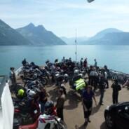 Ausfahrt in's Zürcher Oberland  24. Juni 2012